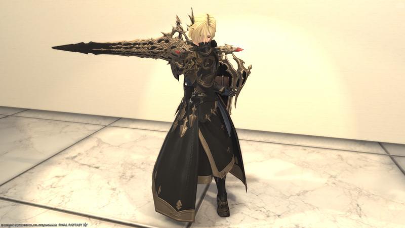 黒雷の騎士