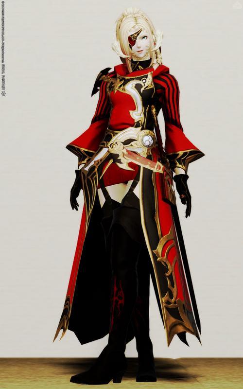 アラグ式赤魔導士
