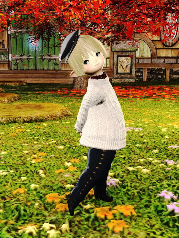 秋風モノトーン