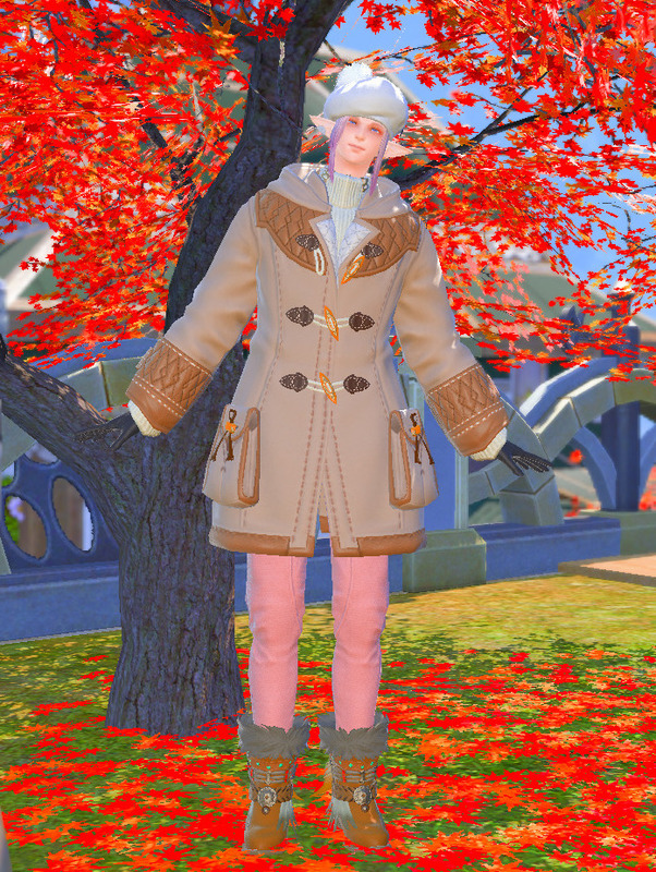 Whisper Fine Autumn Preppy