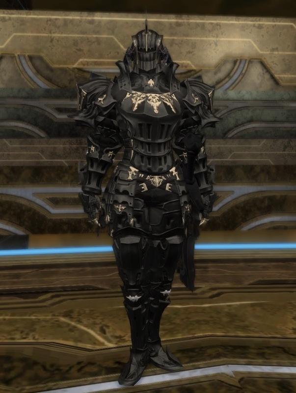 アラグの黒騎士