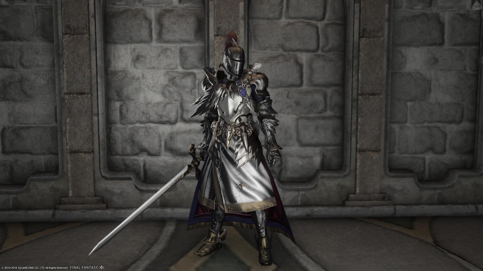 神殿騎士団長
