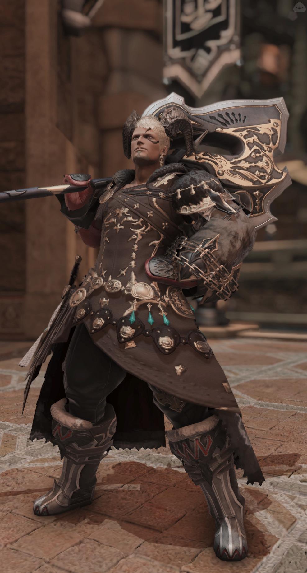 ウルダハの戦士