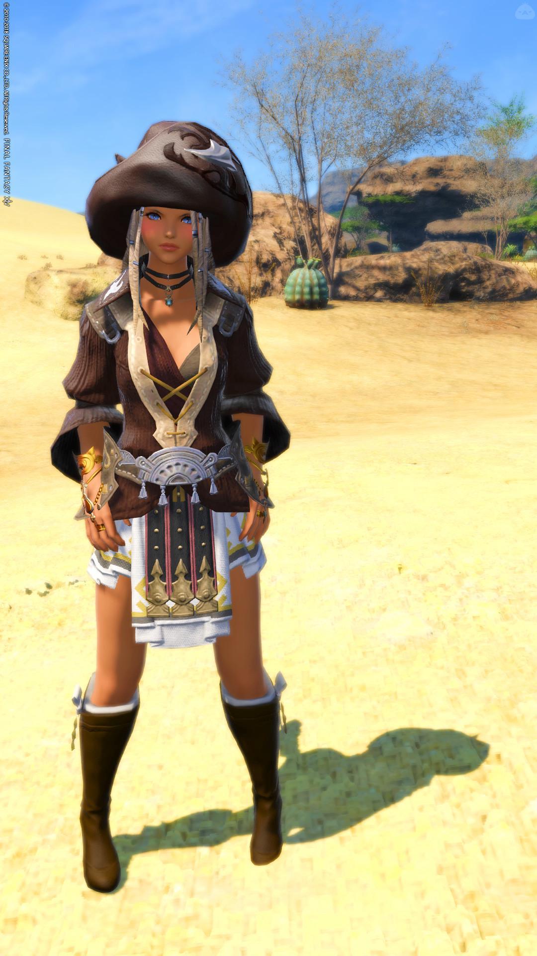 砂漠の海賊