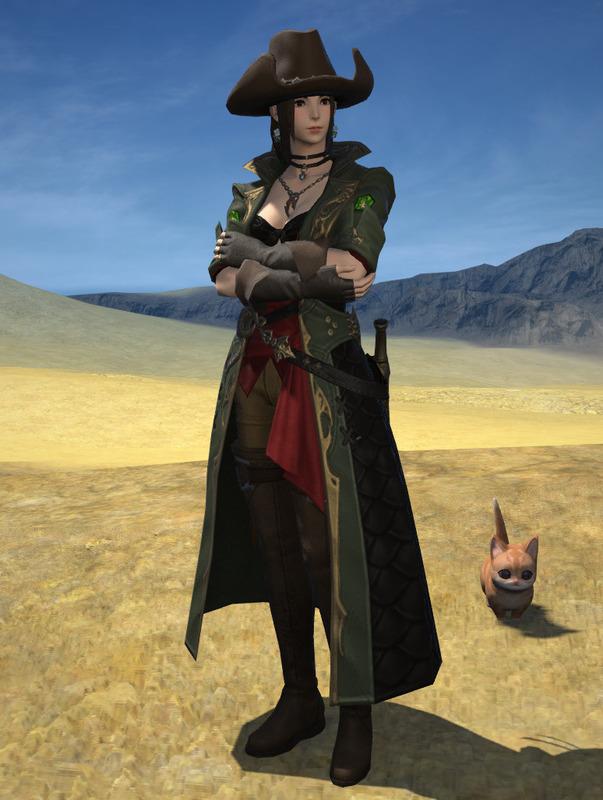Cowboy Monk