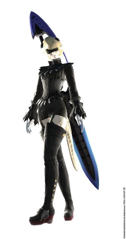 未来の暗黒騎士