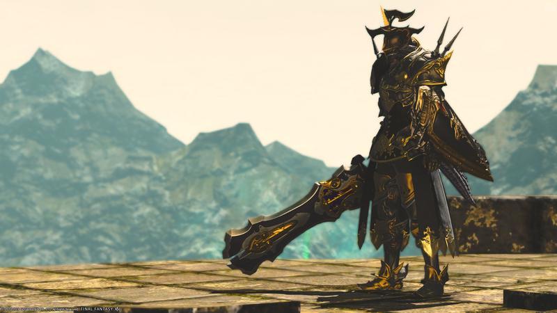 ウルダハの騎士