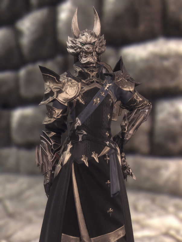 金狼の騎士