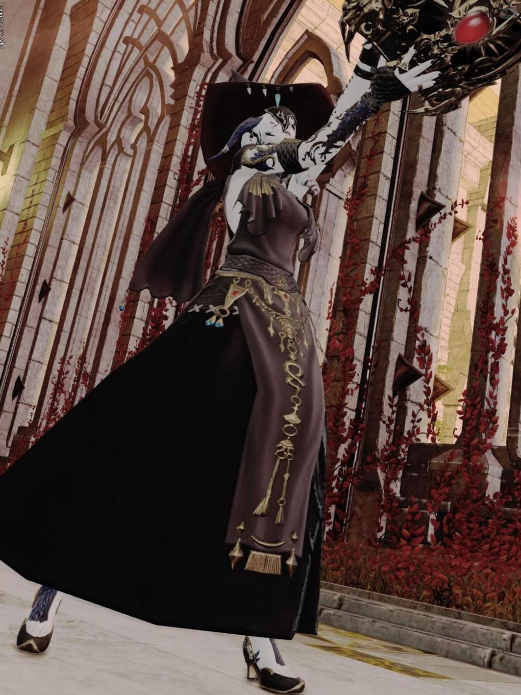 黒の召喚士