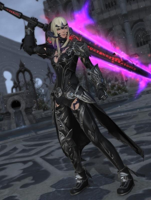 オメガ暗黒騎士
