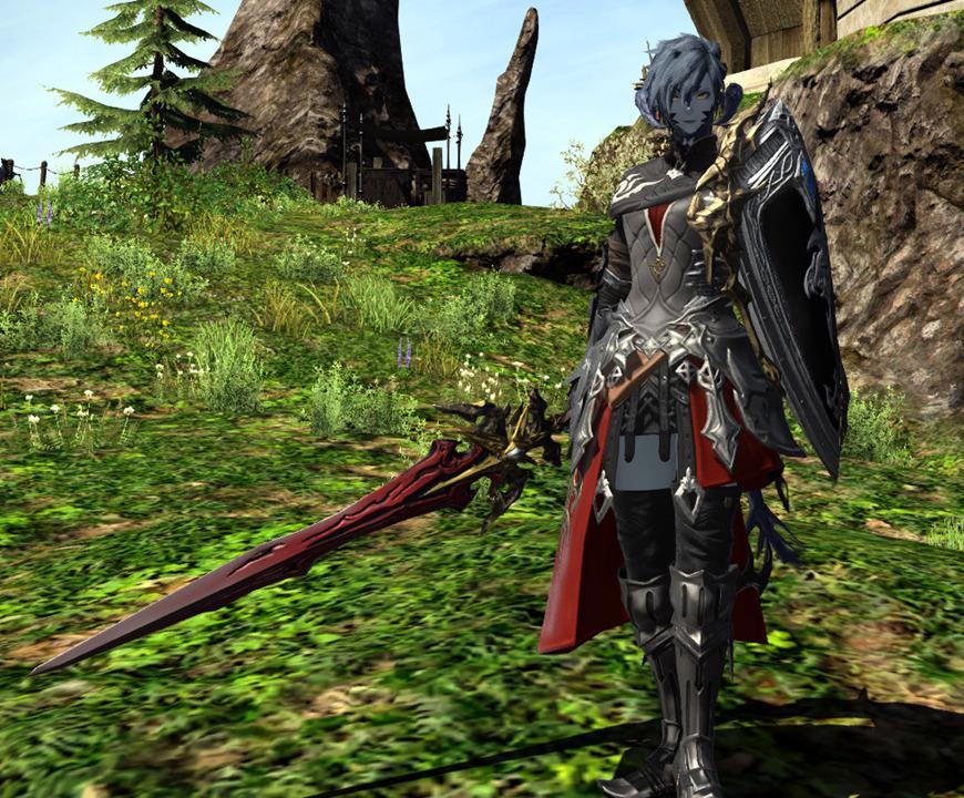 黒騎士ちゃん