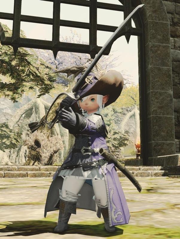 三銃士っぽい西洋剣士風