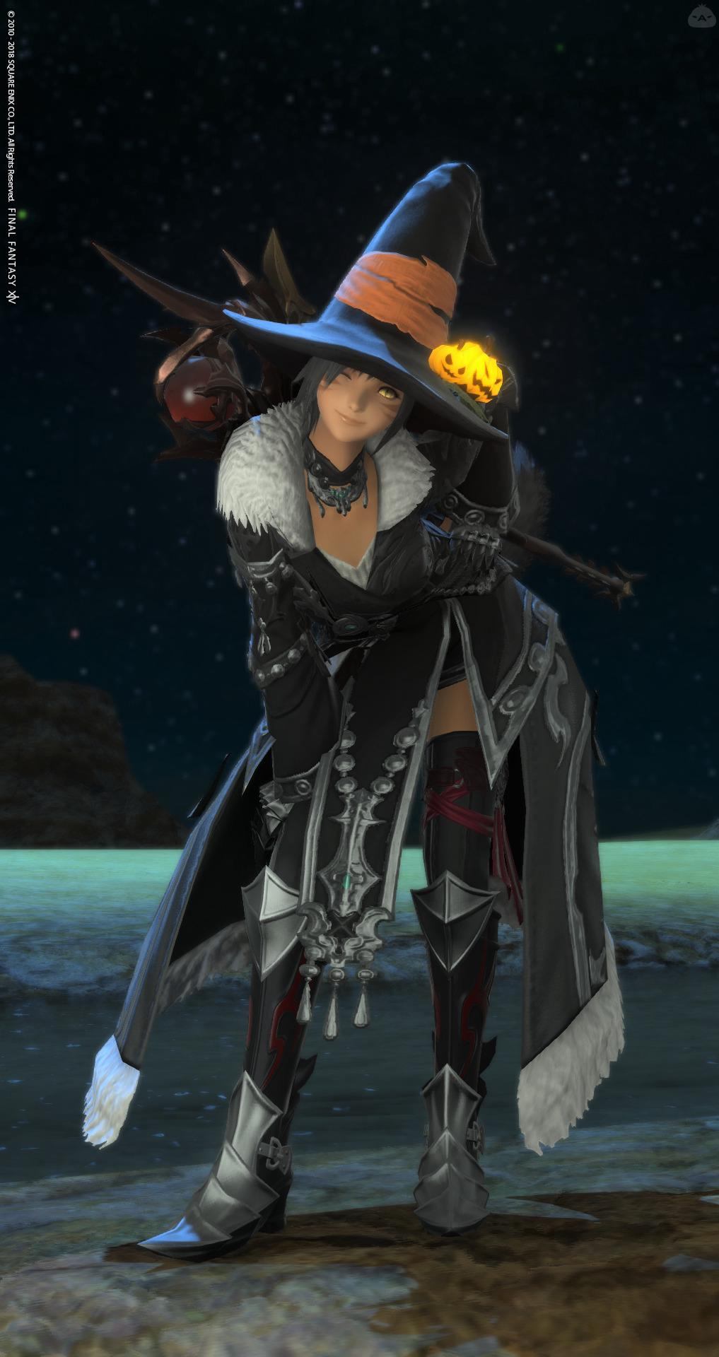 Ala Mhigan Witch