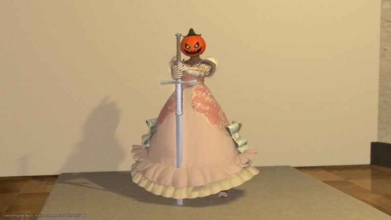 かぼちゃプリンセス