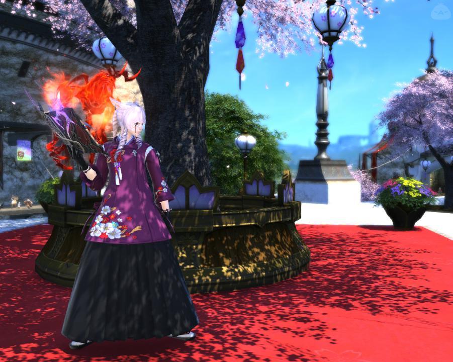 暗紅の陰陽師