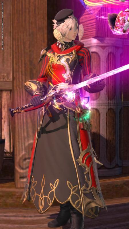 赤の魔術師