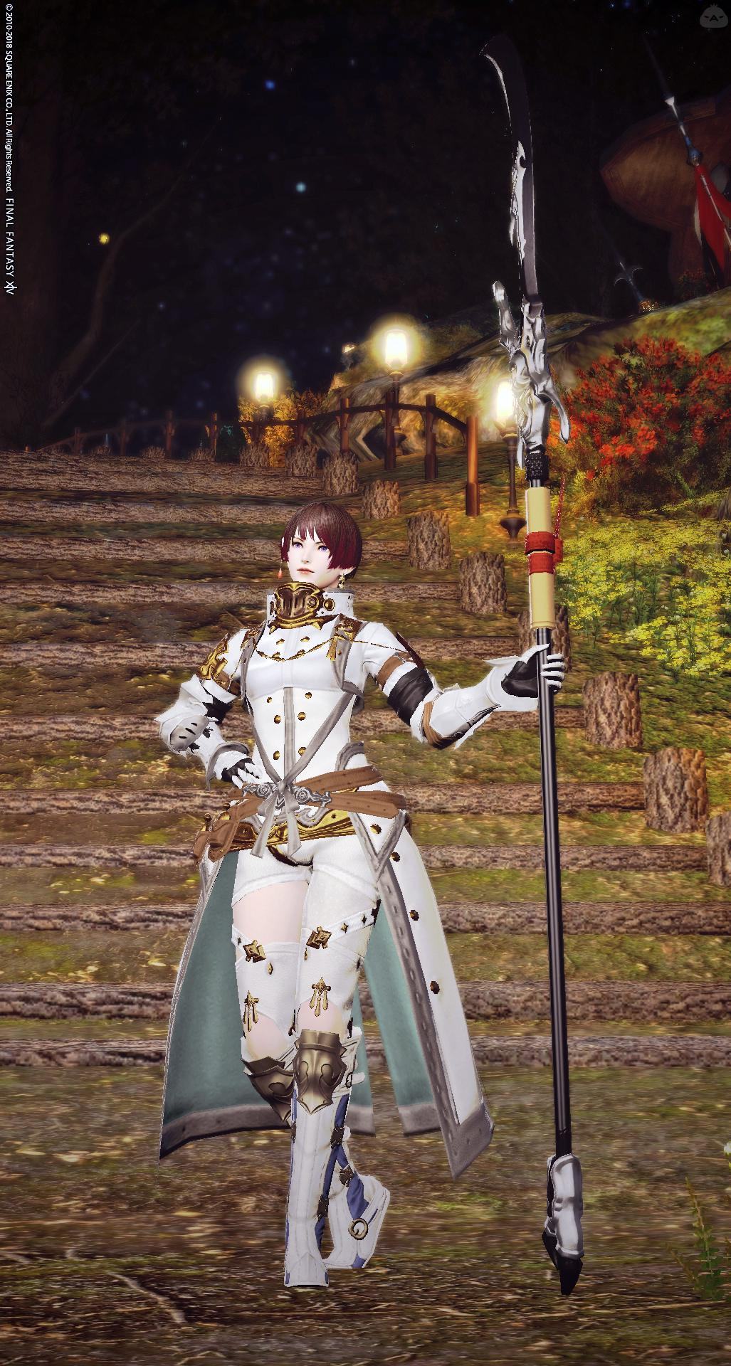 White Dragoon