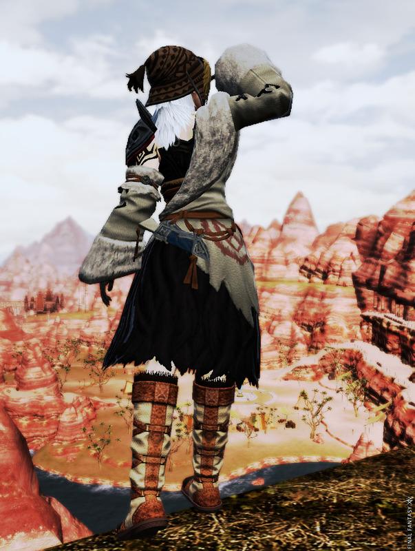 狩人風ナイト