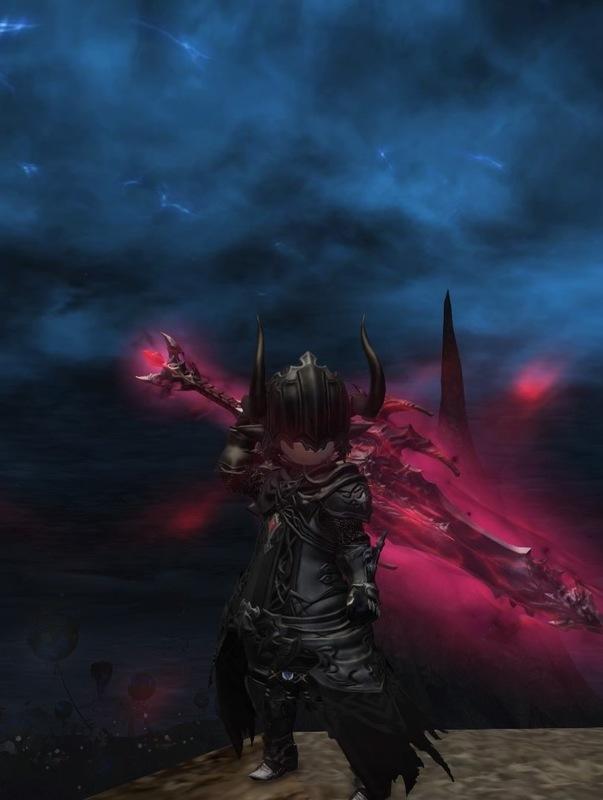 漆黒の騎士