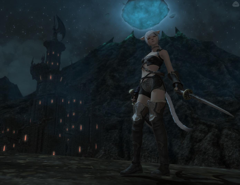 月夜の暗殺者