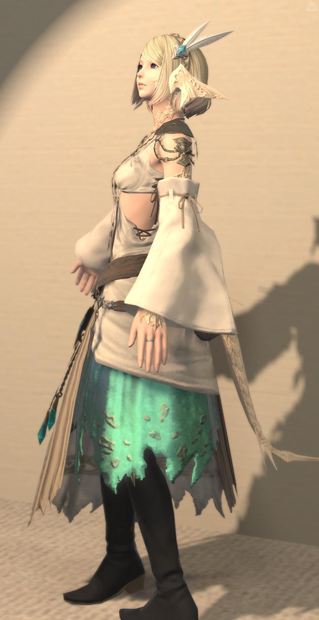 新髪型に合わせたヒラ用ミラプリ