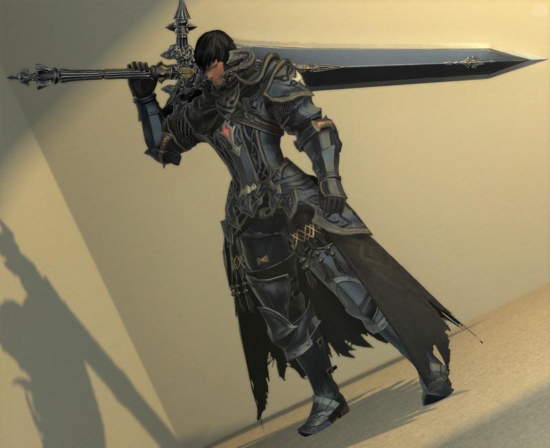 暗黒騎士はいいぞ