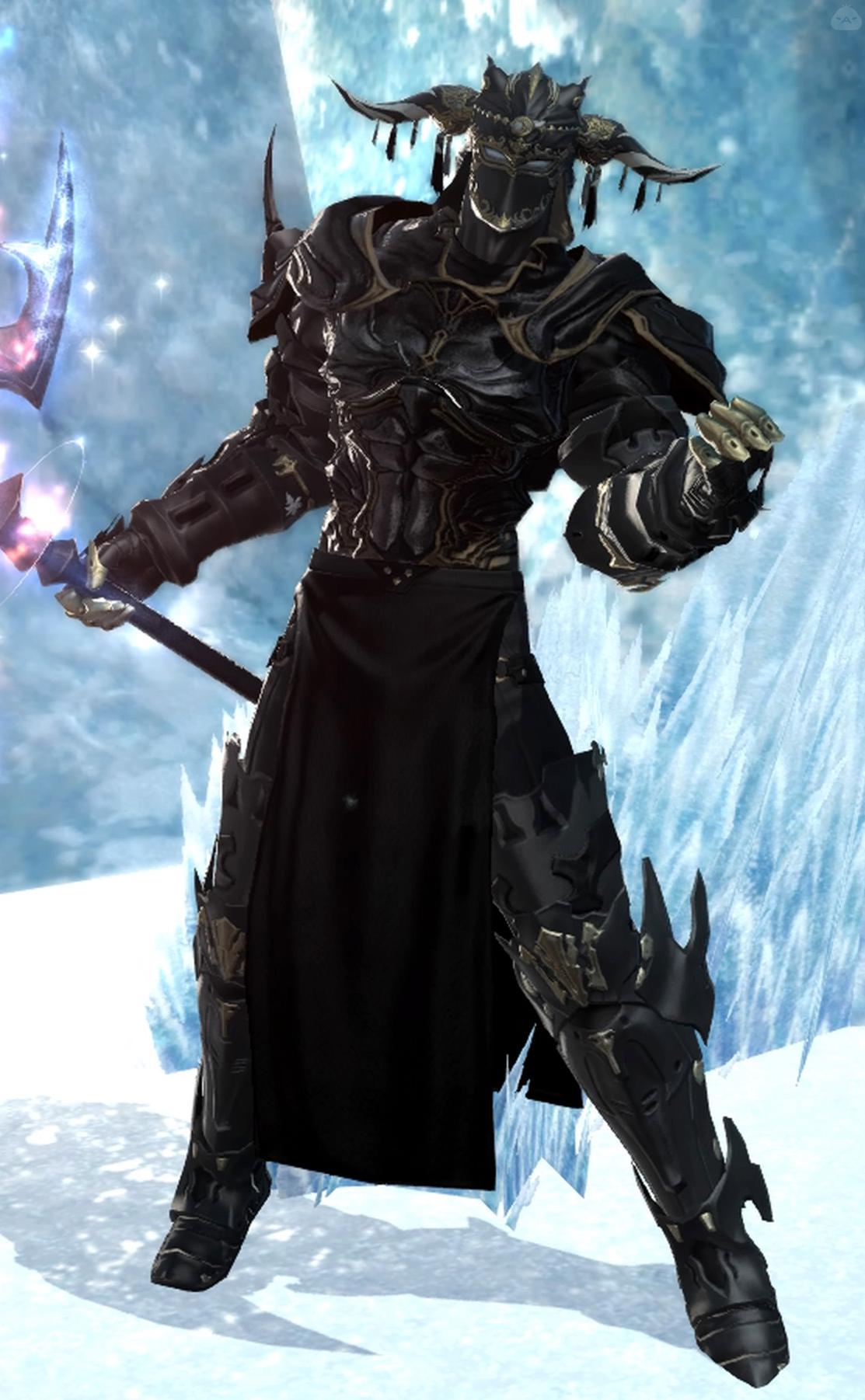 凍土のジャッジマスター