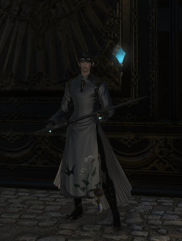 オリエンタルな騎士