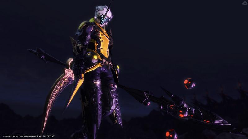 Allergan humanoid / Ver.Lancer