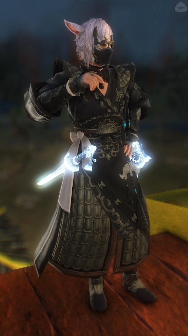 Eorzean Ninja