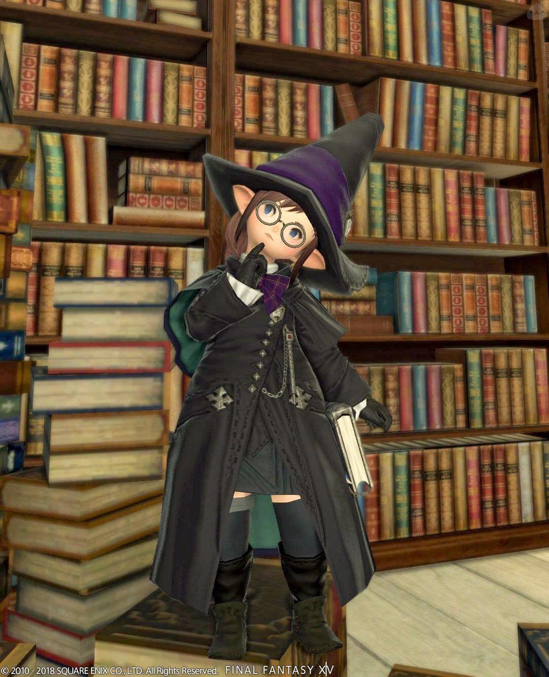 魔法使いはじめました