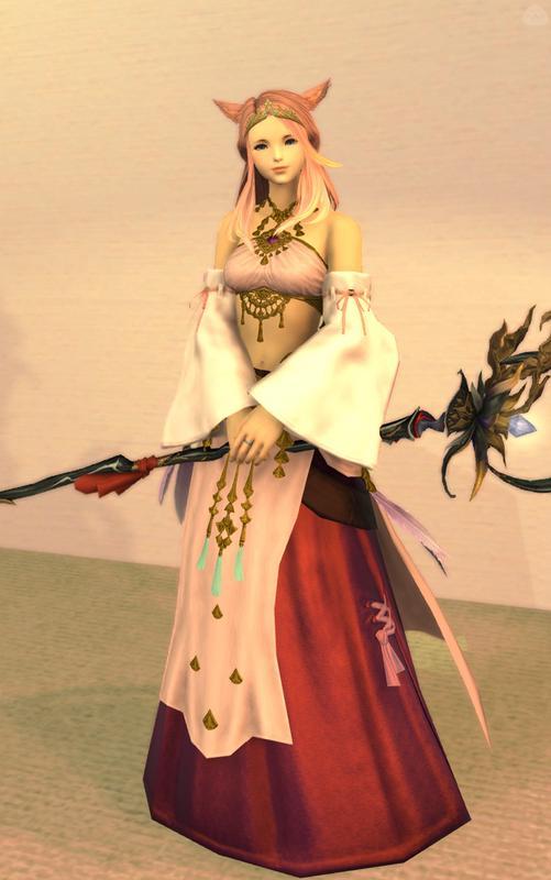 桃色の皇姫