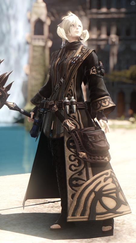闘黒の魔導師