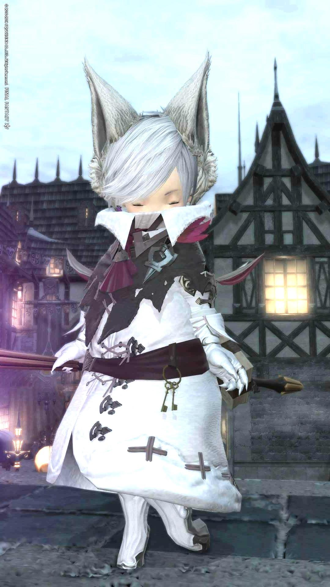 Black Mage of the Whitewolf