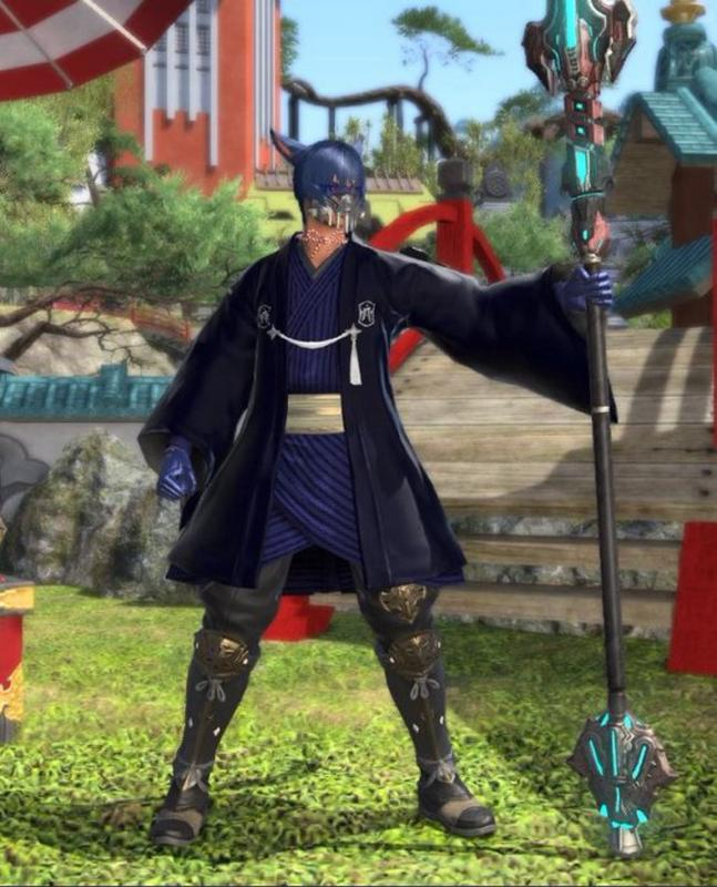 和・蒼の竜騎士