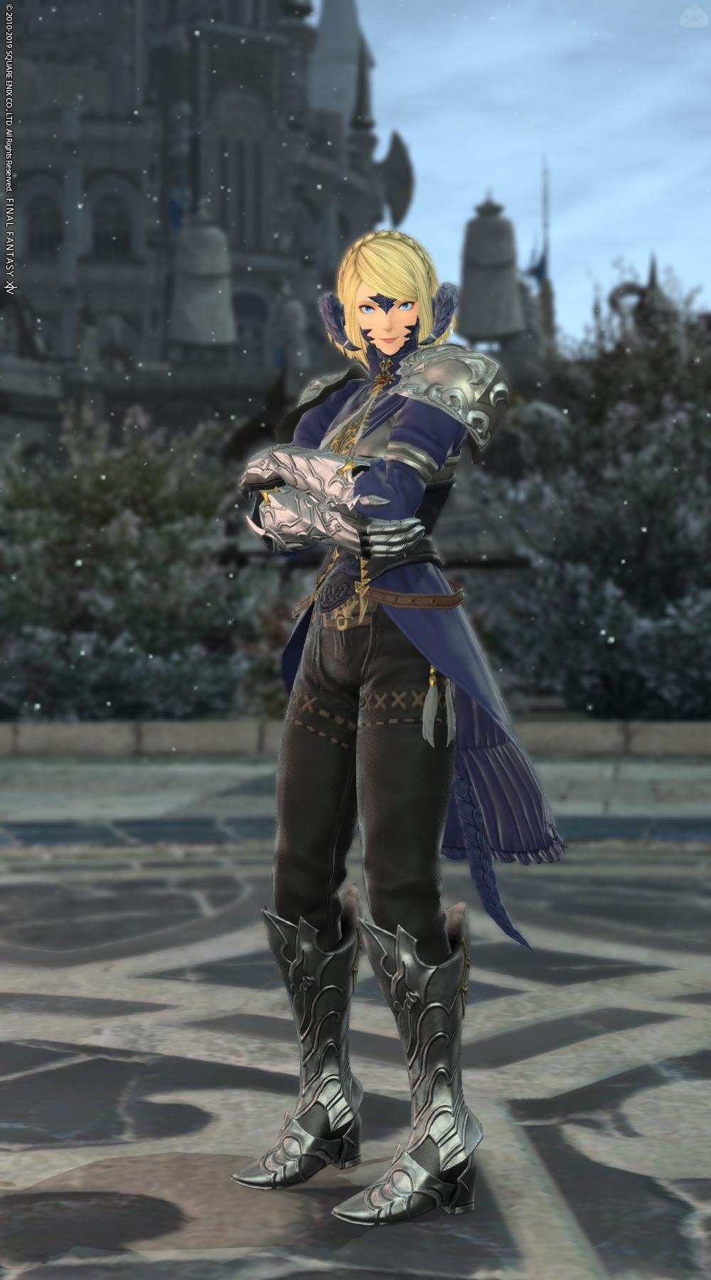 最大公約数的な女騎士