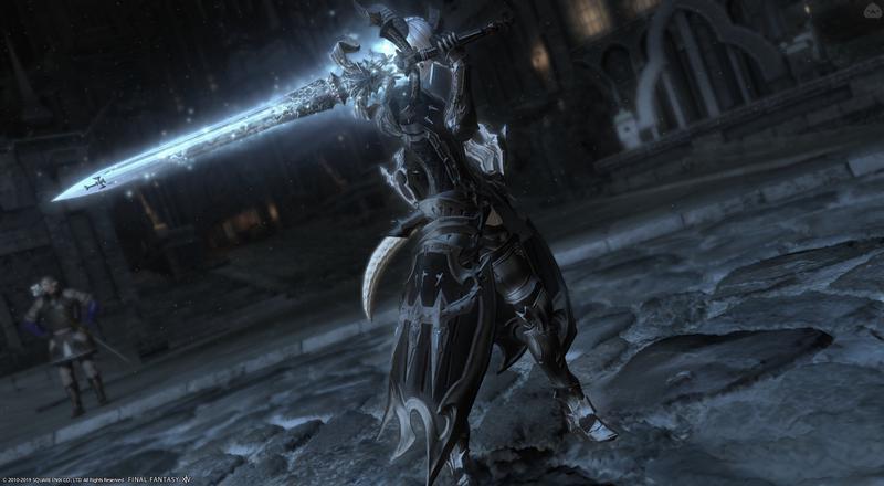 闇落ちした騎士