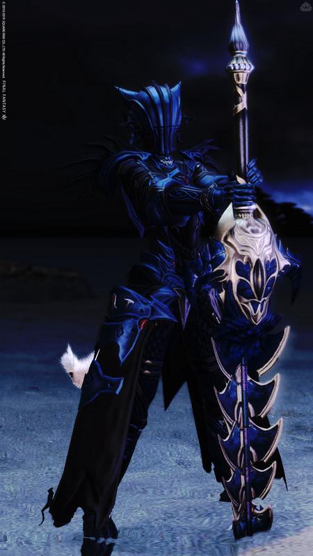 闇青龍騎士