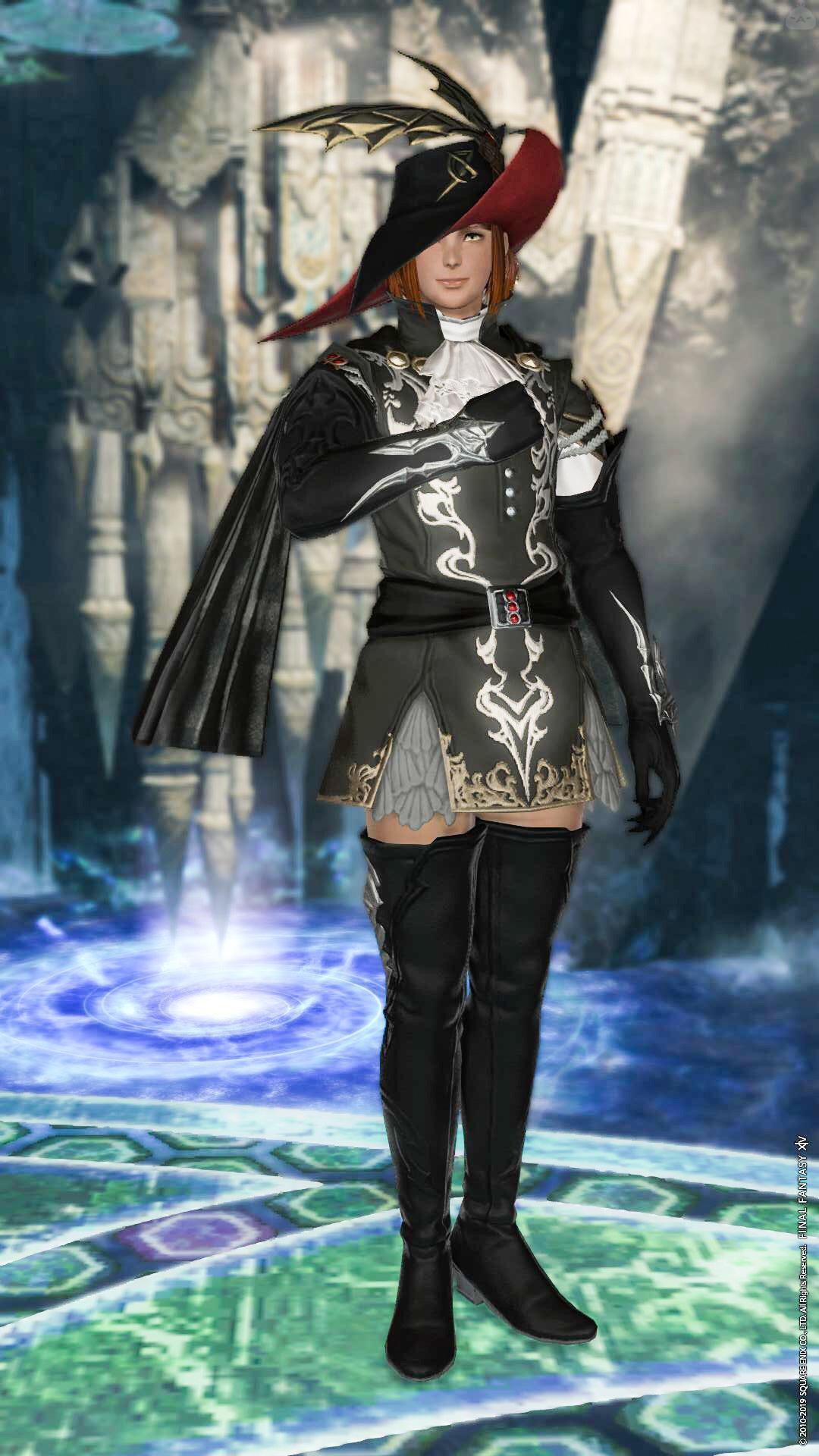 【女装】男装騎士