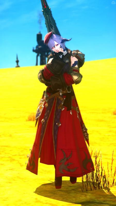 紅蓮の竜騎士