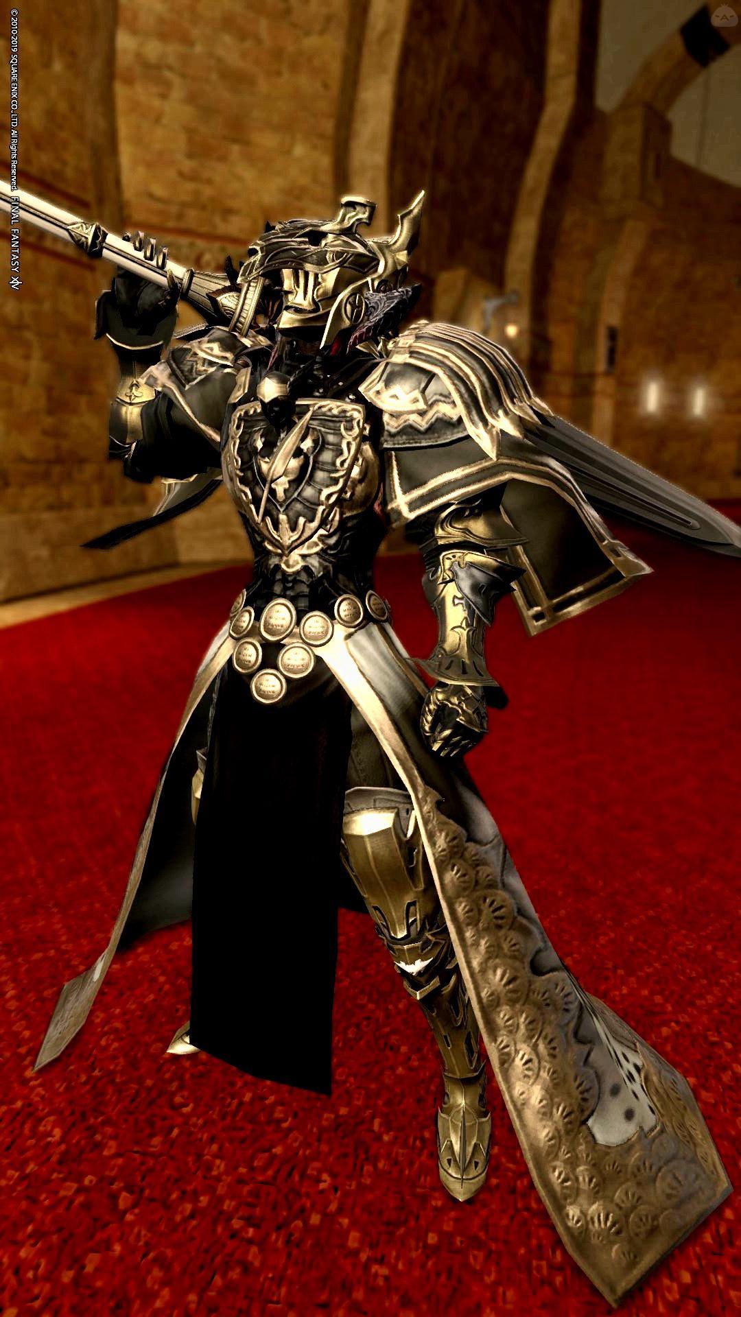 上級暗黒騎士