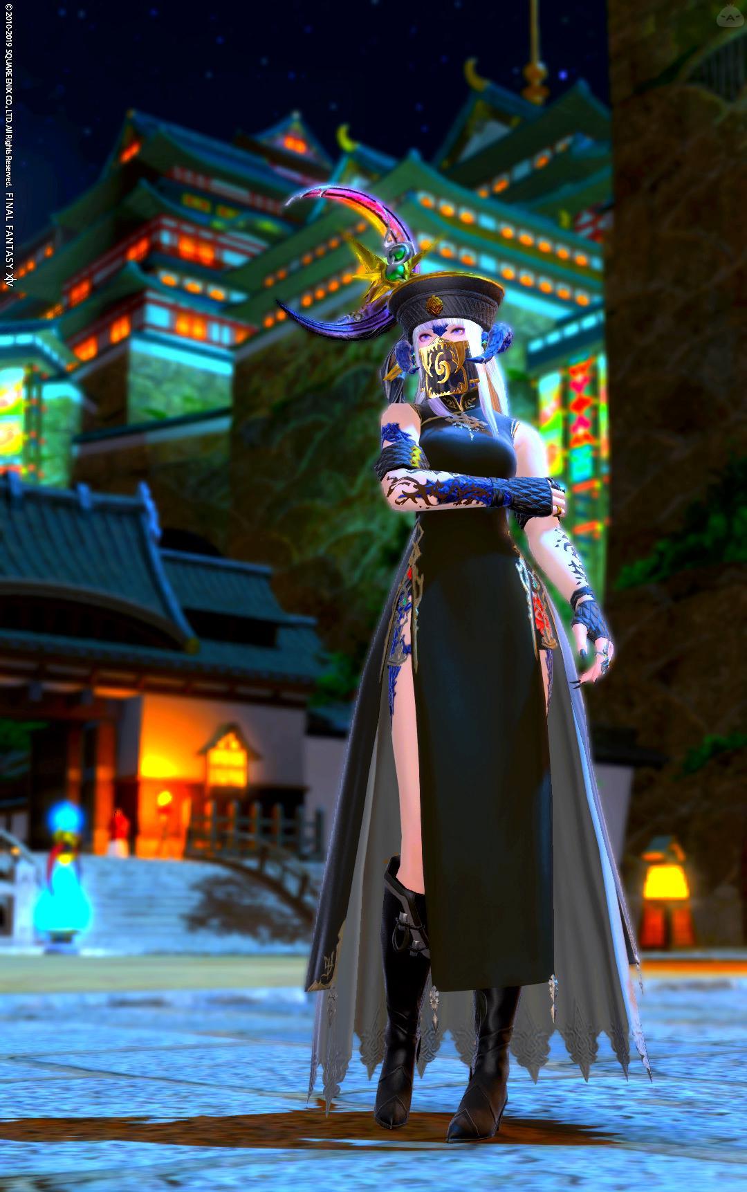 オラクルマスク×東方姫君