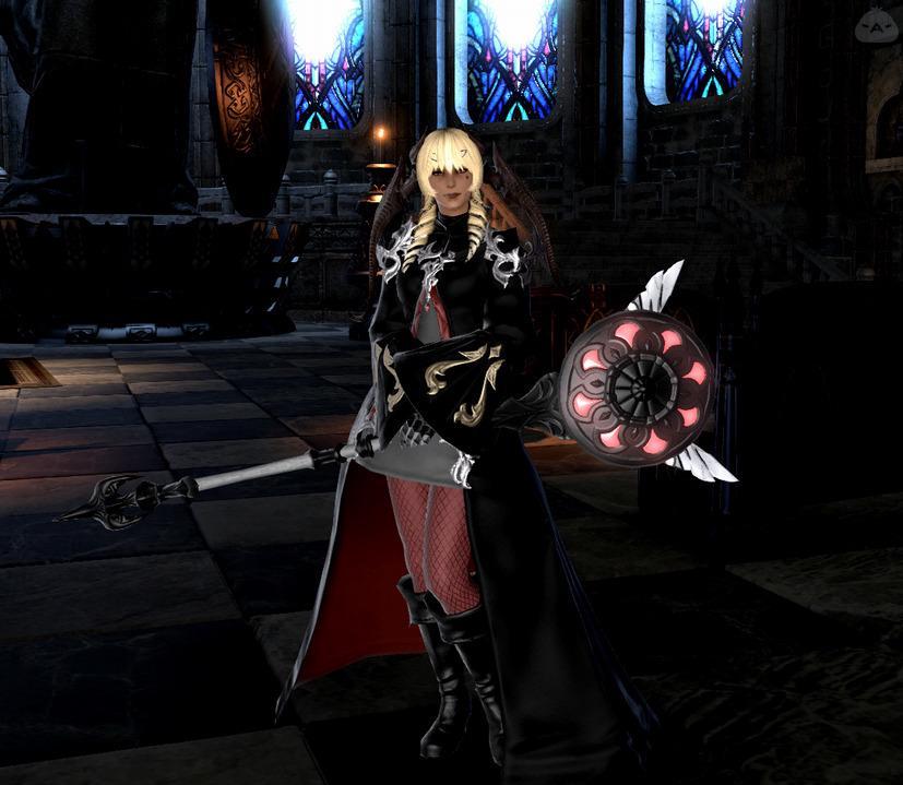 悪魔神官になってみたかった。