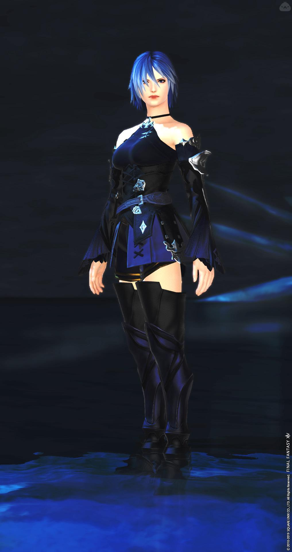 KH3の闇落ちアクア姉さん