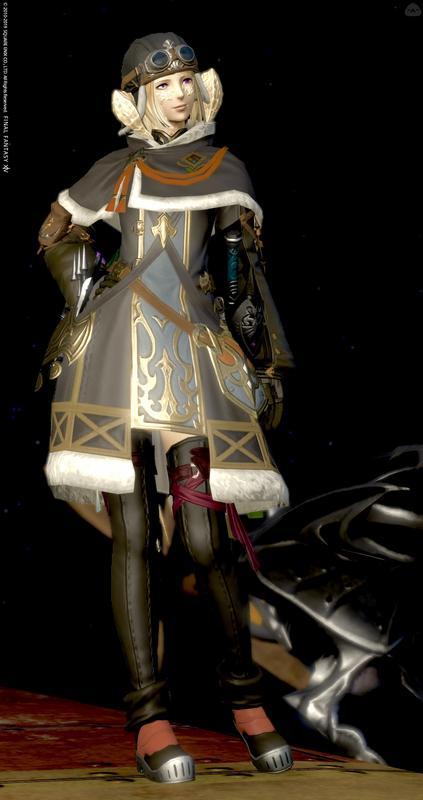 寒空の騎空魔導士