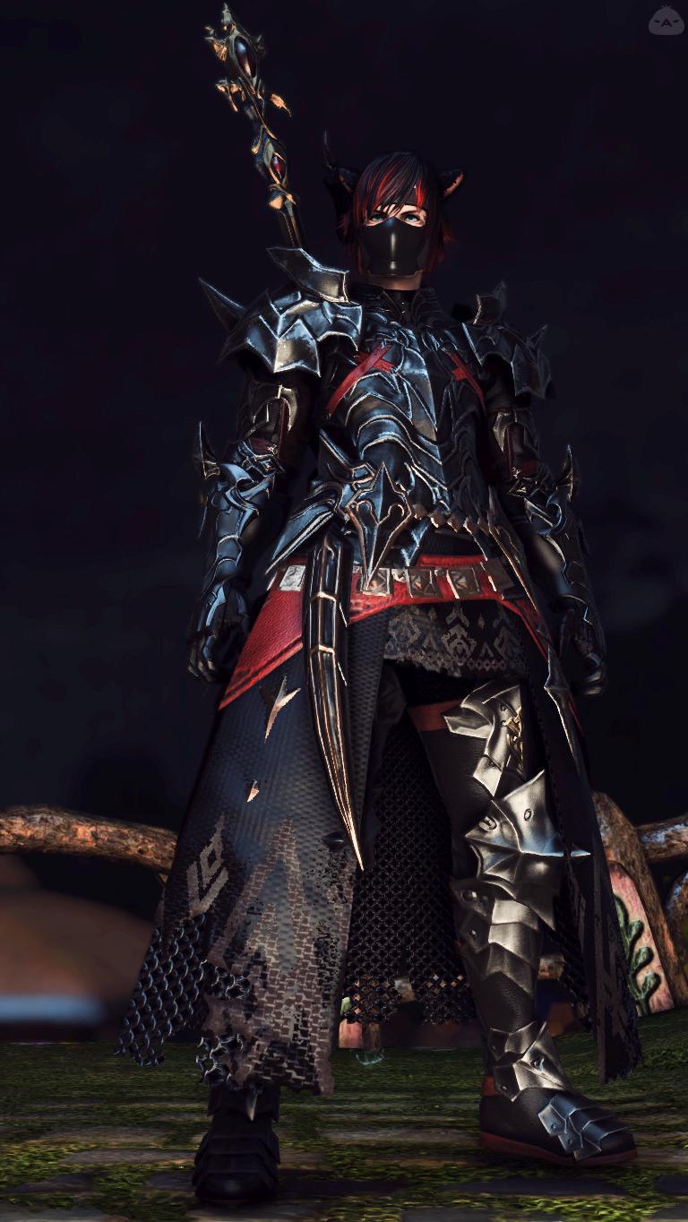 バトルレディ暗黒騎士