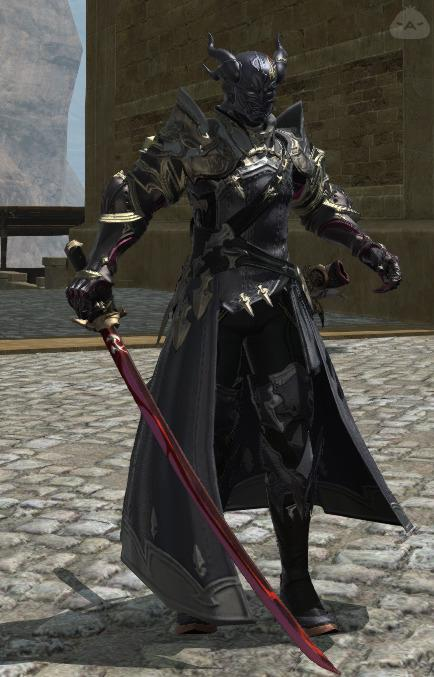 侍よりは剣士っぽく
