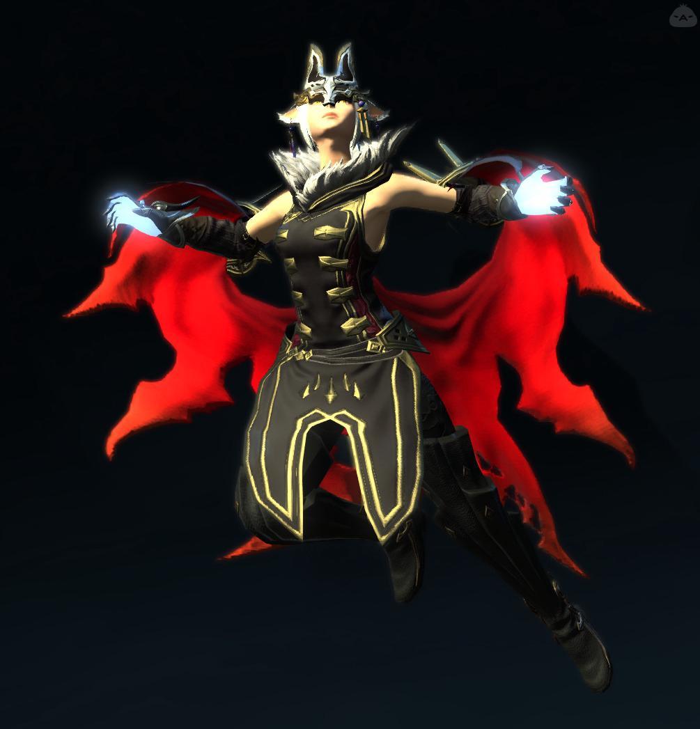 黒魔道士Ⅰ