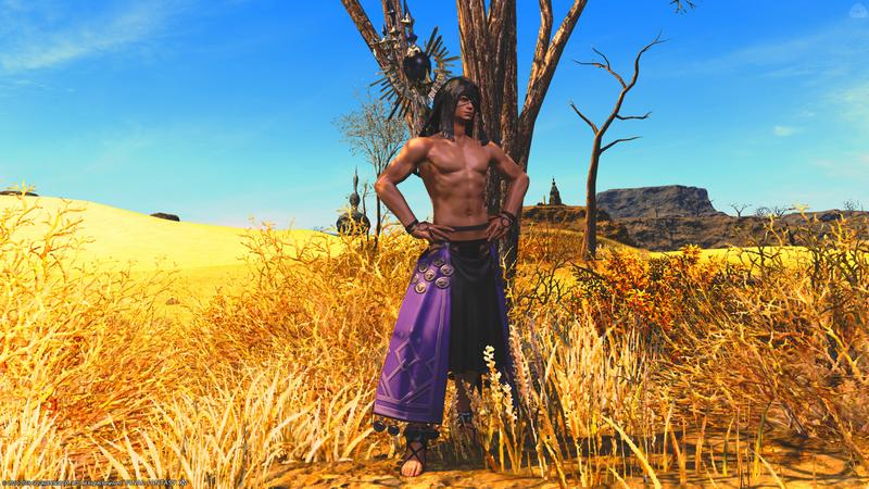 砂漠の呪術士