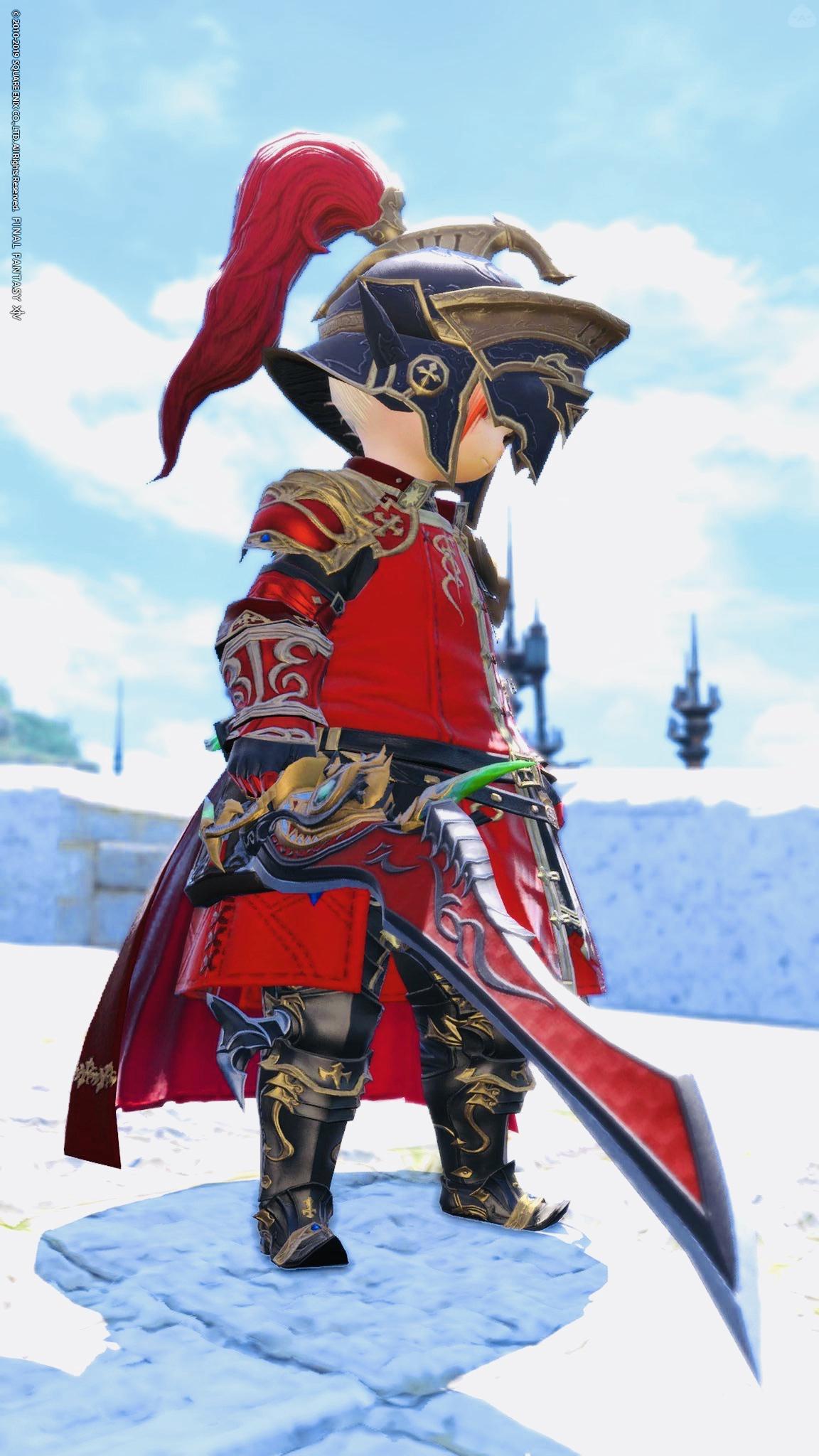 紅蓮の騎士